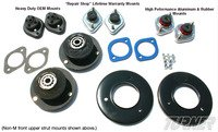 3-series Strut/Shock Mount Kit - E36 Convertibles