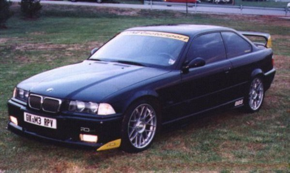 T#340166 - E36M3SPORT - E36 M3 Bilstein/H&R Sport Suspension Package - Packaged by Turner - BMW