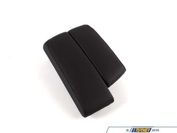 T#13784 - 51169133812 - Genuine BMW Armrest, Front Center Schwarz - 51169133812 - E90,E92,E93 - Genuine BMW -