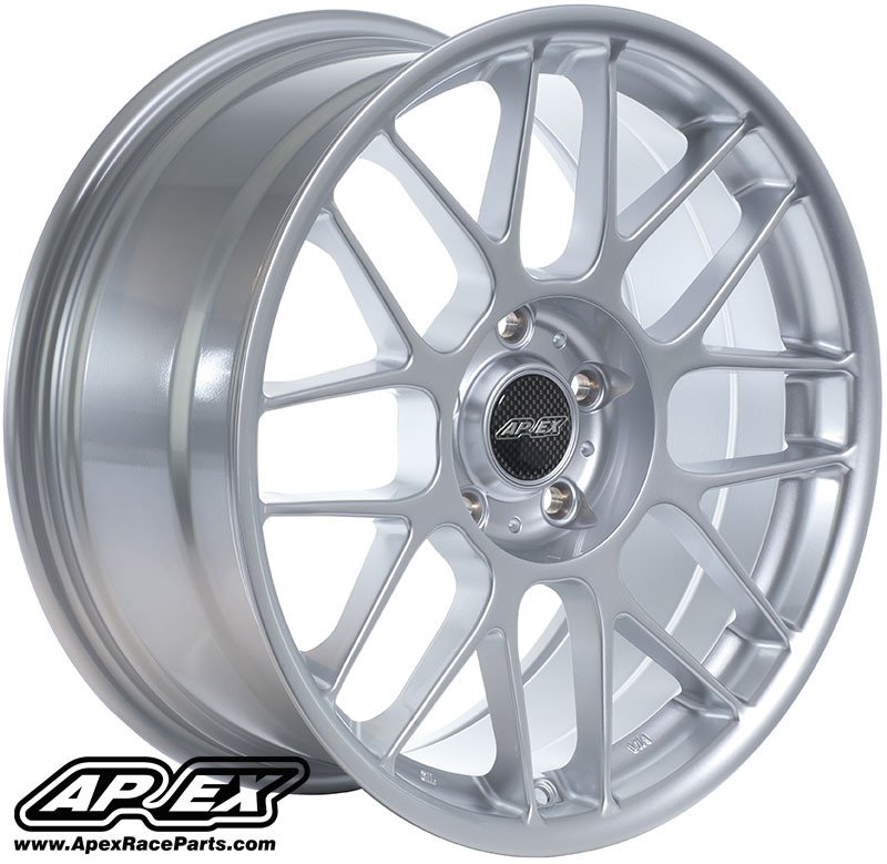 Tms184008 Apex Arc 8 17x8 5 Quot Wheel Set E36 E46 Z3