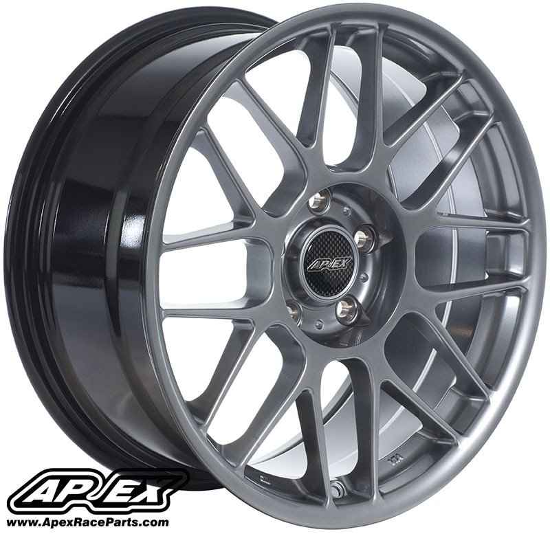 Tms184008 Apex Arc 8 17x8 5 Quot Wheel Set E36 E46 Z3 Z4 Turner Motorsport
