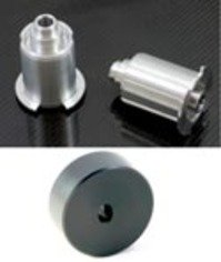 Rear Subframe-Diff Mount Set - Turner Solid Race - E30