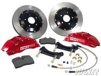 StopTech Front Big Brake Kit (380mm) 6-Piston - E9X M3