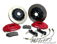 StopTech 4 Piston Rear Big Brake Kit - E46 M3