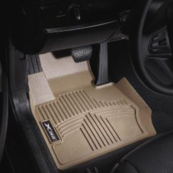 T#340008 - 82112285514X - Genuine BMW All Weather Floor Liner Mats - F15 X5 2014+, F85 X5M - Genuine BMW - BMW
