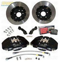 StopTech Rear Big Brake Kit - E39 540/M5