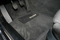 Genuine BMW E46 Convertible Floor Mats - Convertible Only
