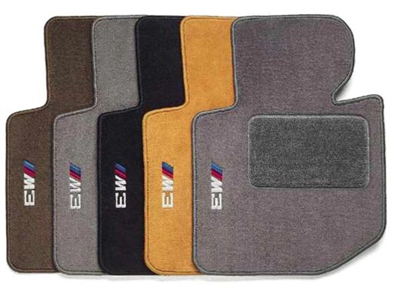 821114698xx Genuine Bmw E36 M3 Floor Mats Coupe