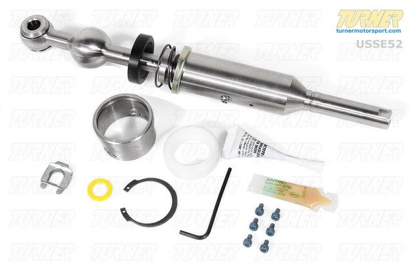 T#339056 - USSE52 - UUC EVO3 Short Shift Kit - E34 5-series - UUC - BMW