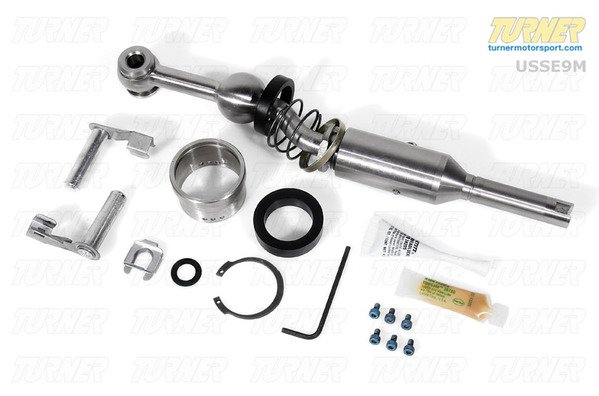 T#339063 - USSE9M - UUC EVO3 Short Shift Kit - E90/E92/E93 M3, 2008+ - UUC - BMW