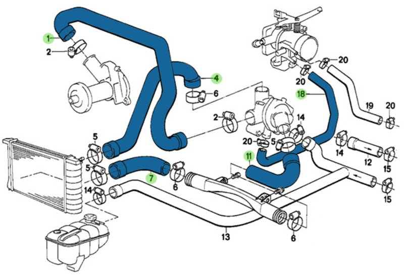 Car Power Steering Leak as well Coolant Vacuum Hose Diagram 3075320 furthermore B18b1 Engine Block Diagram moreover Porsche in addition Canister Purge Valve Location Ford F 250. on 1990 acura heater diagram