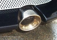 MINI R50 Cooper Borla Sport Exhaust - Cat-Back Resonator, Muffler