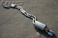 T#3517 - 140084 - E46 325/330i/Ci Borla Sport Exhaust - Cat-Back Resonators, Muffler - Borla - BMW