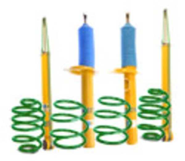 T#338678 - TMS4448 - E36 323iC/325iC/328iC Conv Bilstein/H&R Sport Suspension Package - Packaged by Turner - BMW