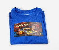 Turner Motorsport - Rolex Side View - Child's T-Shirt