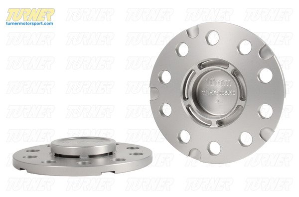 T#339027 - TWHF8005J10 - Turner BMW 10mm Wheel Spacers With Integrated Hub Extender - F8X M3/M4, F87 M2 - Turner Motorsport - BMW