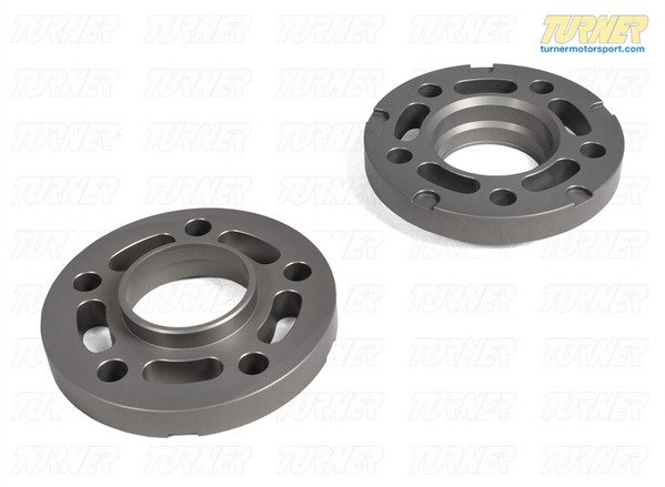 T#339040 - TWHF9905F20 - Turner BMW 20mm Big Pad Wheel Spacers (Pair) - Most BMWs (see applications) - Turner Motorsport -
