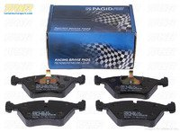 Pagid Race Brake Pads - Front - E36 (except M3), E46 323/325/328