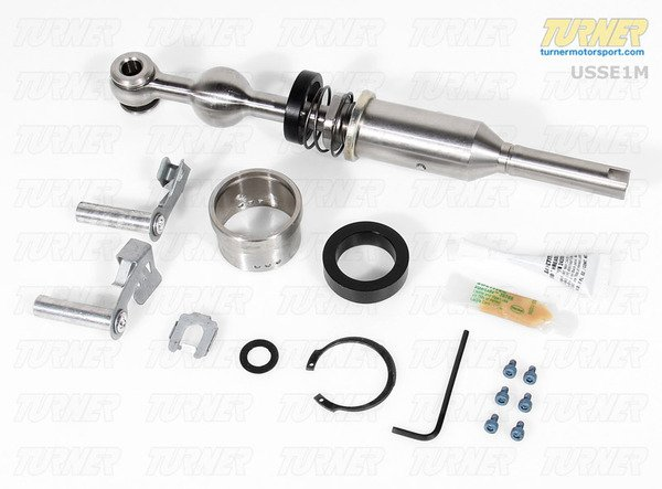 T#339052 - USSE1M - UUC EVO3 Short Shift Kit - E82 1M 2011+ - UUC - BMW