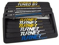 Turner Motorsport License Plate Frame