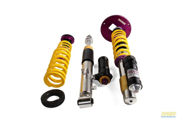 T#338398 - TMS338398 - KW Coilover Kit - Clubsport - F80 M3, F82 M4 - 3 Bolt Mount - KW Suspension - BMW