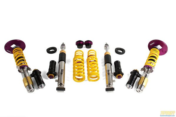 T#338401 - TMS338401 - KW Coilover Kit - Clubsport - F80 M3, F82 M4 - 5 Bolt Mount - KW Suspension - BMW
