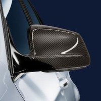 Genuine BMW Carbon Fiber Mirror Covers - E60 E63 F01 F10 F12