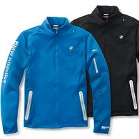 Genuine BMW Men's Athletics Softshell Jacket