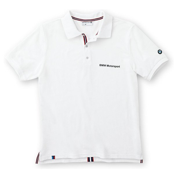 T#338519 - TMS338519 - Genuine BMW Motorsport Fan Polo Shirt - Genuine BMW - BMW