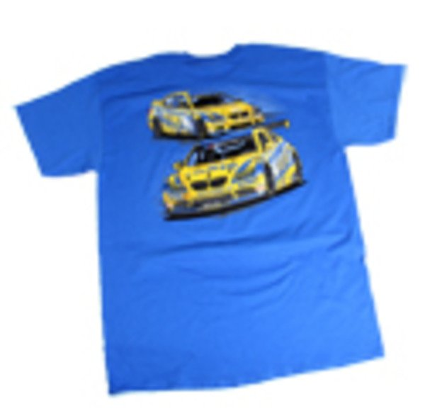 T#338546 - TMS338546 - Turner Motorsport Double Win T-shirt 2013 - While supplies last! - Turner Motorsport - BMW