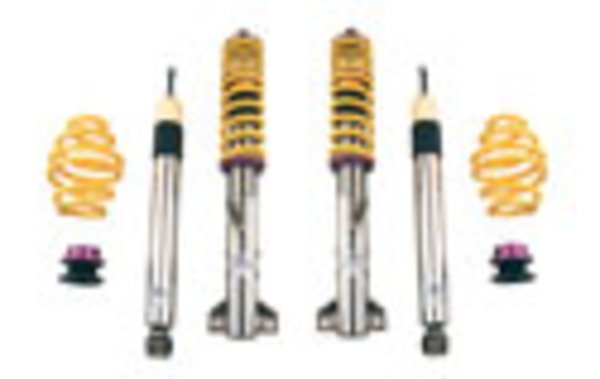 T#338243 - TMS338243 - KW Coilover Kit - Variant 1 (V1) - F33 435i Convertible, F36 435i GC - KW Suspension - BMW