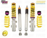 T#338268 - TMS338268 - KW Coilover Kit - Variant 2 (V2) - F30 320xi, 328xi, F32 428xi - KW Suspension - BMW