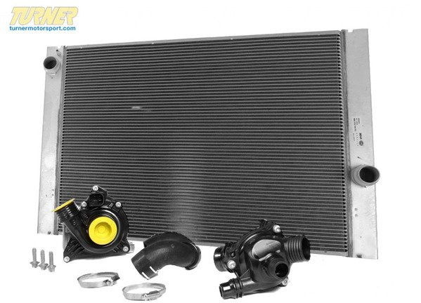 T#338757 - TMS215345 - E60 525i/530i/xi 2006-2007 Auto Transmission Cooling Overhaul Package - Turner Motorsport - BMW