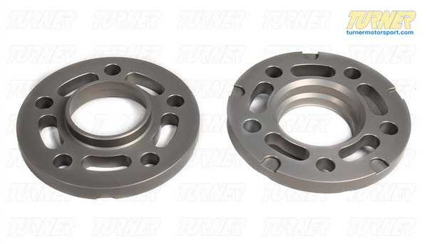 T#339038 - TMS215375 - Turner BMW 15mm Big Pad Wheel Spacers (Pair) - E70/E71, F-Chassis - Turner Motorsport - BMW