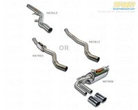 F30 320i Full Supersprint Exhaust System