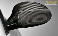 Genuine BMW Carbon Fiber Mirror Covers - E82/E88 128i & 135i