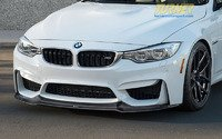 Vorsteiner Front Add-On Carbon Fiber Spoiler - F30 320i 328i 335i