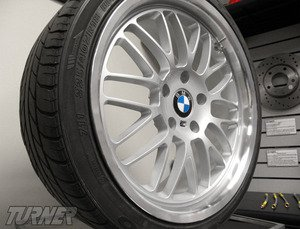E46 M3 D-Force EmPower 18-inch Wheel Set