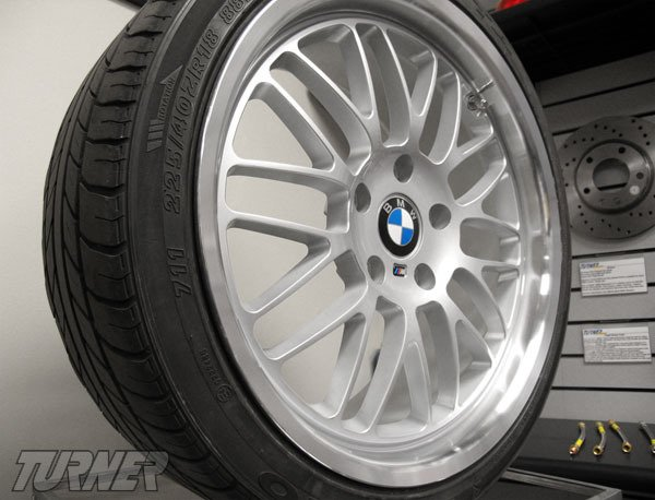 T#338729 - TMS14397 - E46 M3 D-Force EmPower 18-inch Wheel Set - D-Force Wheels - BMW