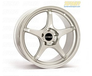 E46 M3 D-Force LTW5 18-inch Staggered Wheel Set