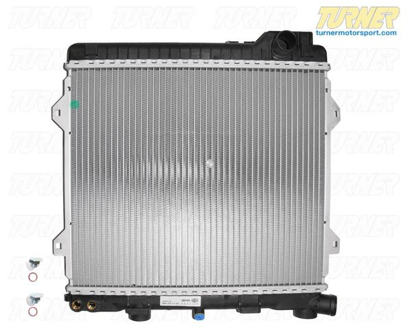 T#338650 - TMS16418 - Complete Cooling System Overhaul Package - 1988-1991 E30 M3 - Packaged by Turner - BMW