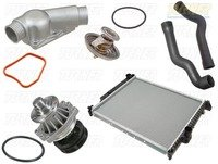 Complete Cooling System Overhaul Package - 1997-1998 Z3 2.8 M52, 1998-2000 MZ3 S52