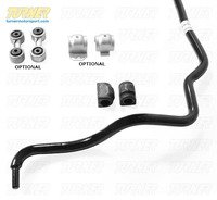 BMW Rear 20mm Nurburgring Sway Bar Upgrade - E34 525i, 530i, 535i, 540i & M5