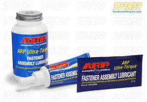 ARP Ultra-Torque Fastener Assembly Lubricant (Select Your Size)