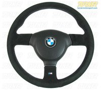 E30 Sport Evo 3 Steering Wheel - Alcantara Suede or Leather