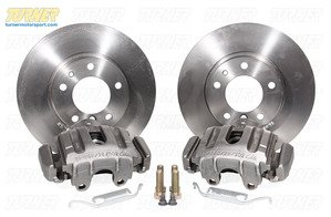 E32/E34 302mm Front Brake Upgrade for E28 528e/535i/M5