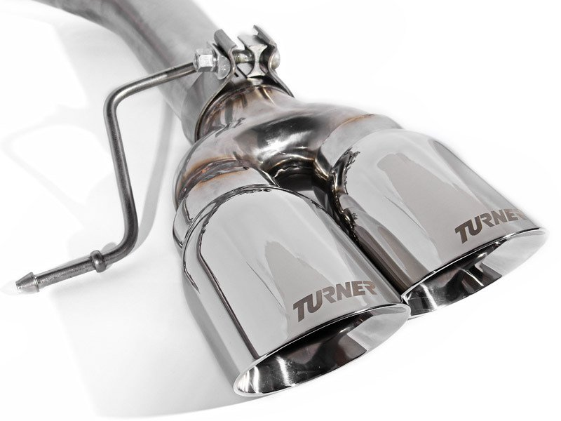 Tenf1047f1 Turner F10 M5 Race Inspired Axle Back Exhaust