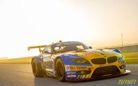 Turner Motorsport Custom Wall Decal