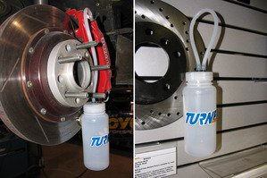 Turner Motorsport Brake Bleeder Bottle