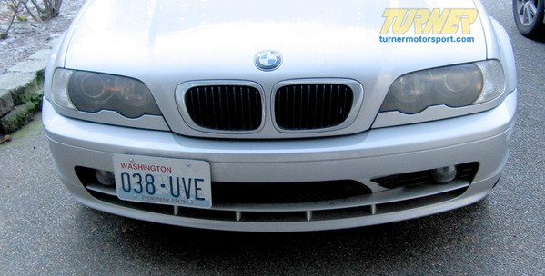 T#338898 - G-BMW30 - No Holes License Plate Bracket - E46, E39 - GMG Motorsports - BMW